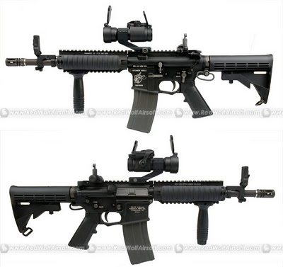 M4A1 Senjata Point Blank